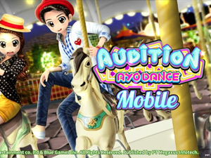 Audition AyoDance Mobile