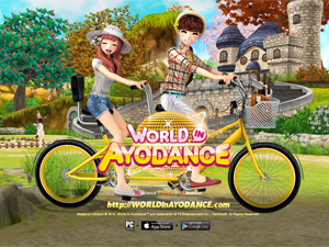 World in AyoDance