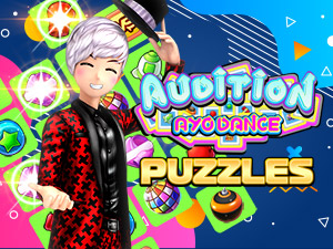AyoDance Puzzles